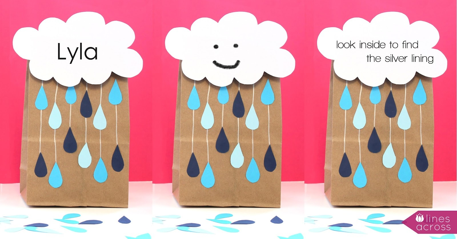 All about the rain where to go and what to do with kids for Brown paper bag crafts for toddlers
