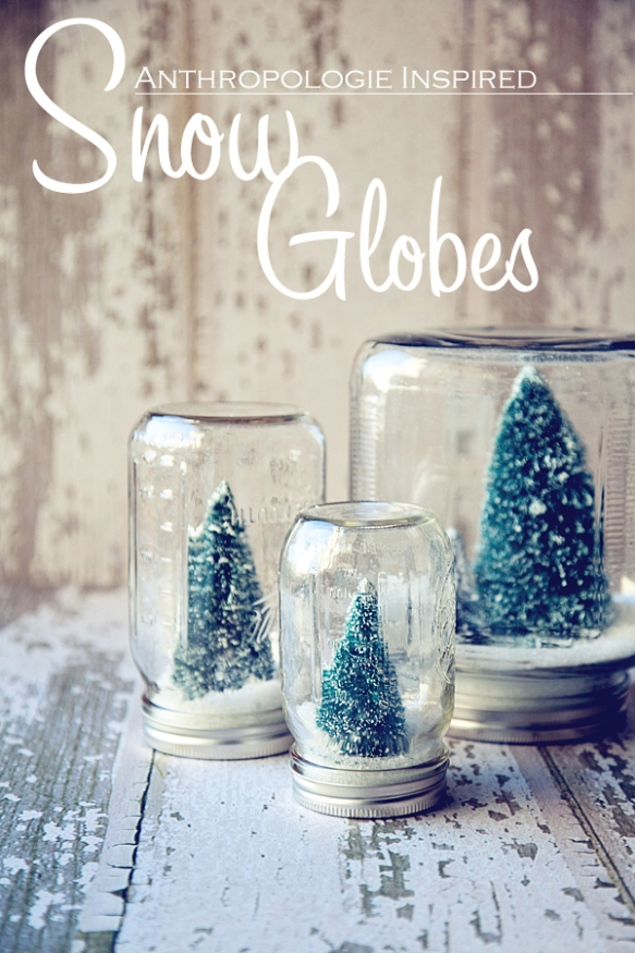 Snow globe: Easy/Intermediate